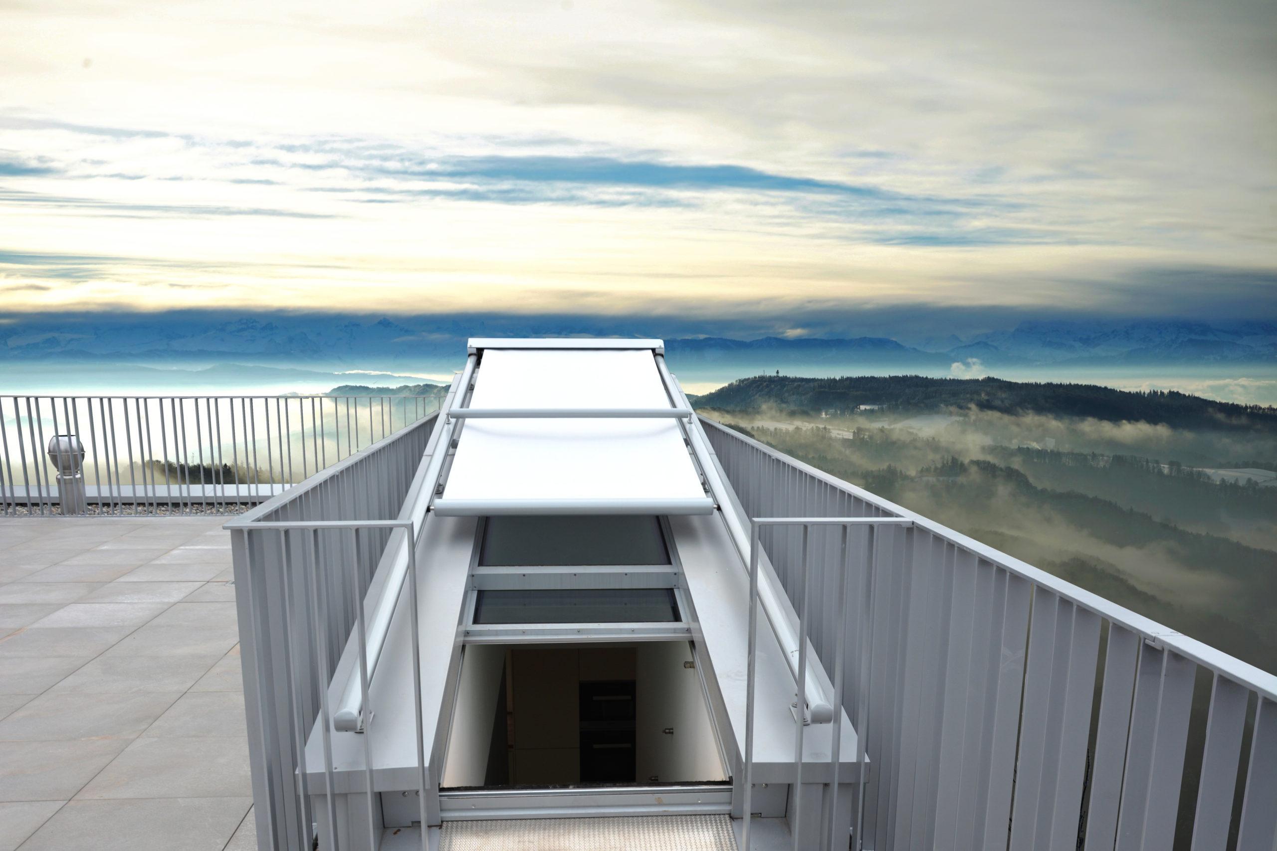 HPGasser Dachschiebefenster