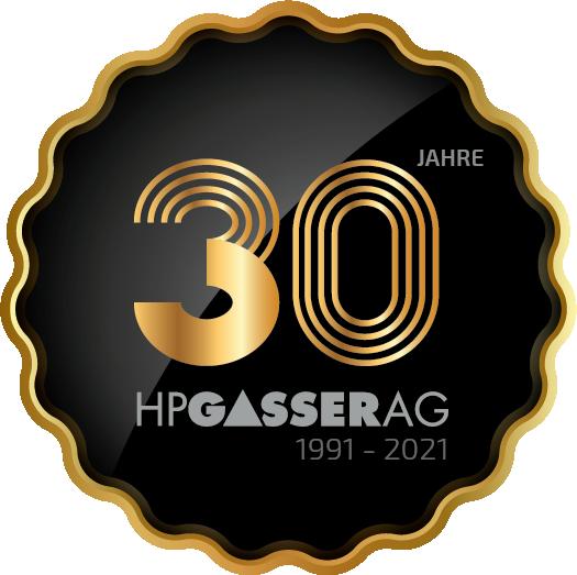 30 Jahre HP Gasser AG